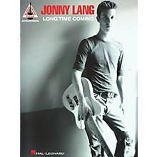 Hal Leonard Jonny Lang Long Time Coming Guitar Tab Songbook