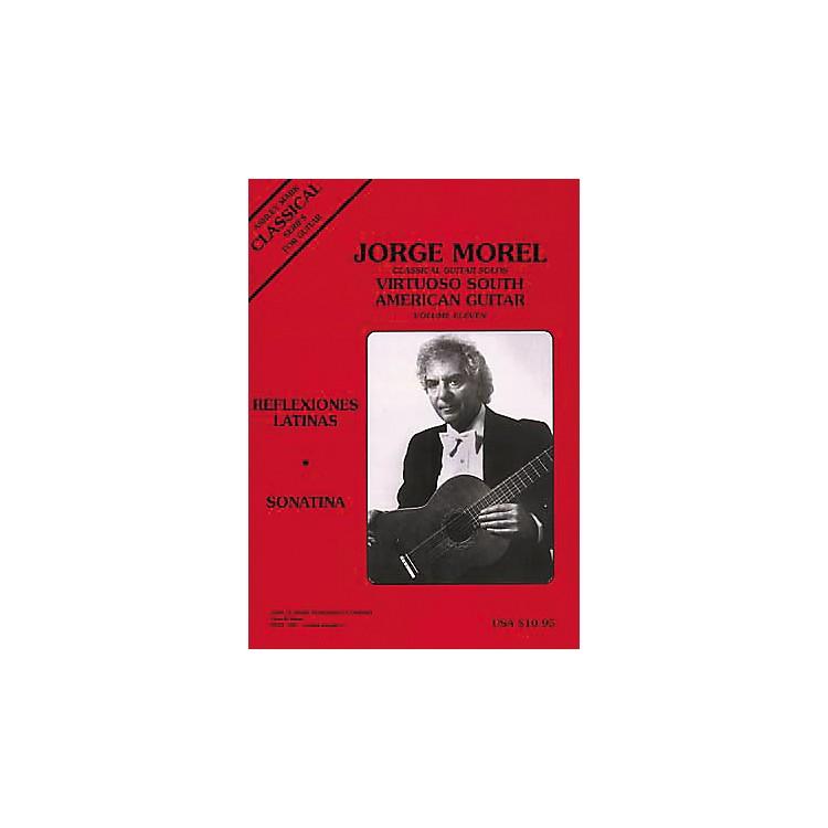 Ashley MarkJorege Morel Classical Guitar Solos Virtuoso South American Volume 11
