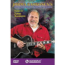 Homespun Jorma Kaukonen's Fingerpicking Guitar Method 2-Video Set (DVD)