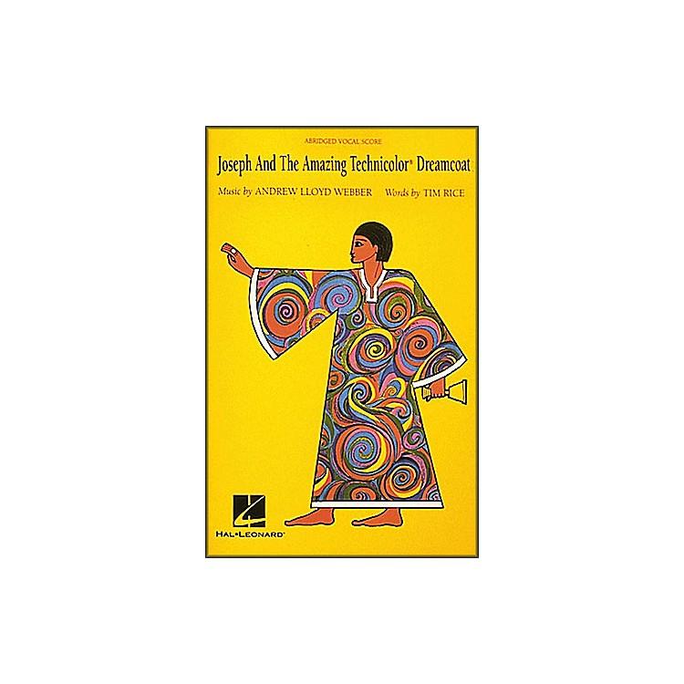 Hal LeonardJoseph and the Amazing Technicolor Dreamcoat: Abridged
