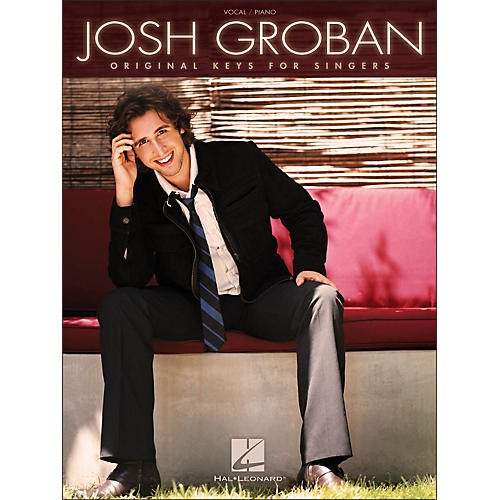 Hal Leonard Josh Groban - Original Keys for Singers-thumbnail