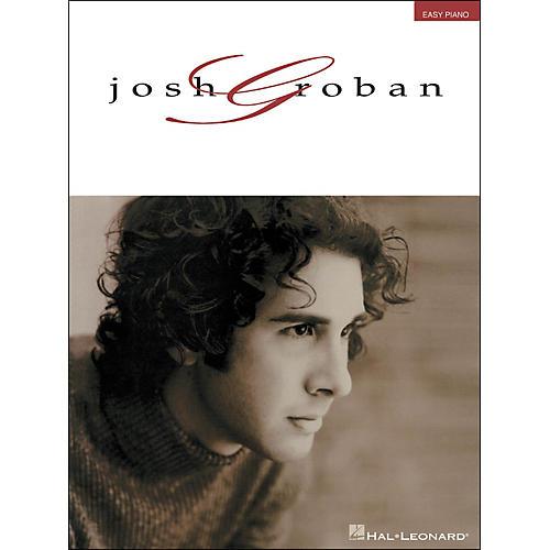 Hal Leonard Josh Groban For Easy Piano