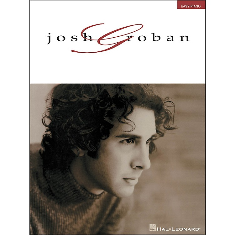 Hal Leonard Josh Groban For Easy Piano