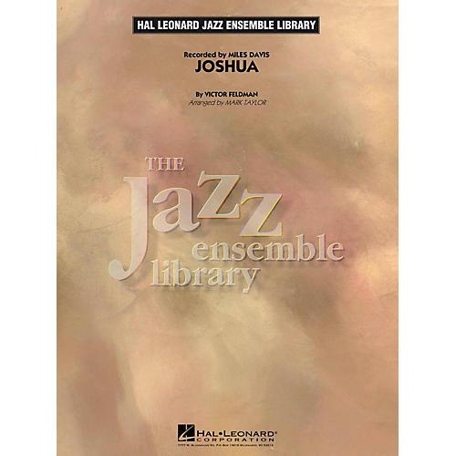Hal Leonard Joshua - Jazz Ensemble Library Level 4