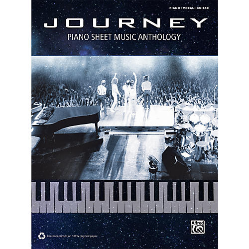 Alfred Journey - Piano Sheet Music Anthology Book