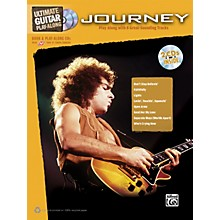 Alfred Journey - Ultimate Guitar Play-Along Book & 2 CDs