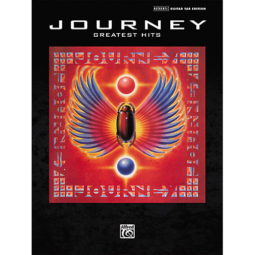 Alfred Journey: Greatest Hits - Guitar Tab Book