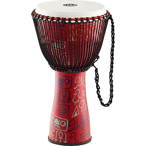 Meinl Journey Series Rope Tuned Fiberglass Djembe