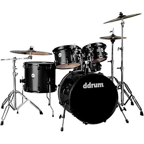 Ddrum Journeyman2 Series Player 5-piece Drum Kit with 22 in. Bass Drum-thumbnail