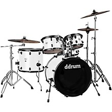 Ddrum Journeyman2 Series Player 5-piece Drum Kit with 22 in. Bass Drum