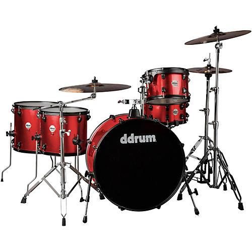 Ddrum Journeyman2 Series Rambler 5-piece Drum Kit with 24 in. Bass Drum-thumbnail