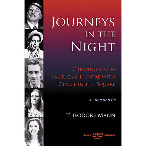 Applause Books Journeys in the Night Applause Books Series Hardcover with DVD Written by Theodore Mann-thumbnail