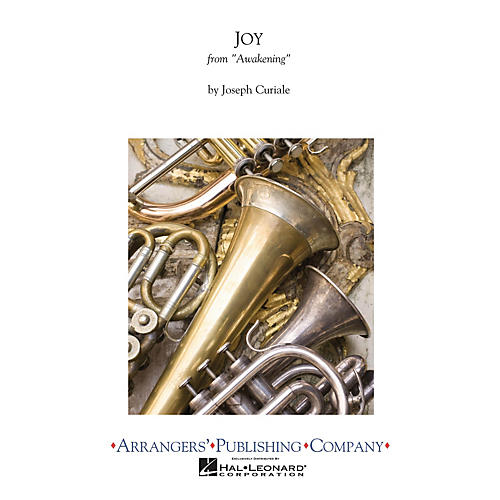 Arrangers Joy Concert Band Arranged by Joseph Curiale-thumbnail