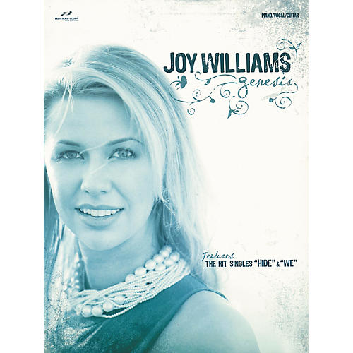 "Brentwood-Benson Joy Williams "" Genesis Piano/Vocal/Guitar Artist Songbook-thumbnail"