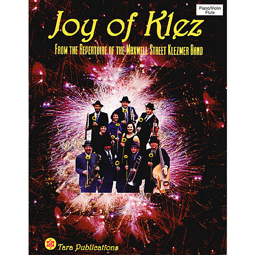 Tara Publications Joy of Klez Tara Books Series-thumbnail