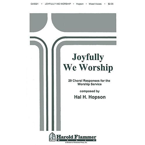 Shawnee Press Joyfully We Worship SATB-thumbnail