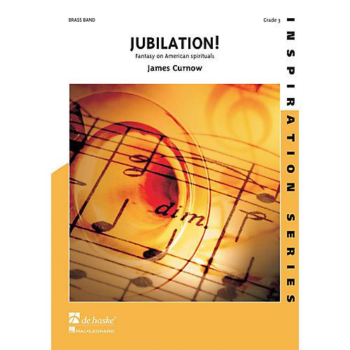 Hal Leonard Jubilation Score And Parts Concert Band