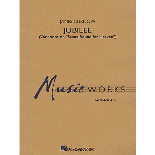 Hal Leonard Jubilee (Variations on Saints Bound for Heaven) - Music Works Series Grade 3