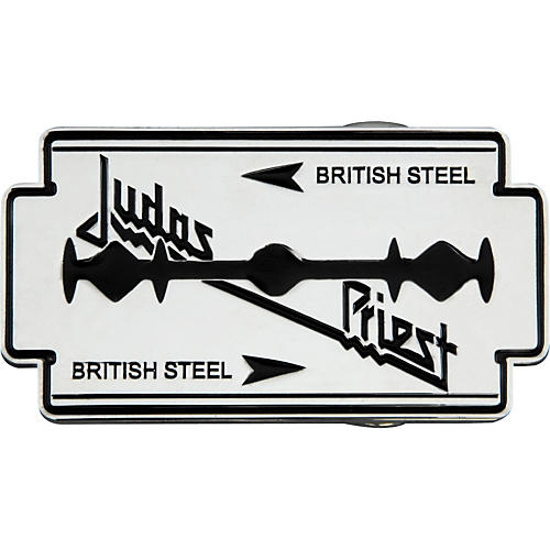 Bravado Judas Priest British Steel Belt Buckle