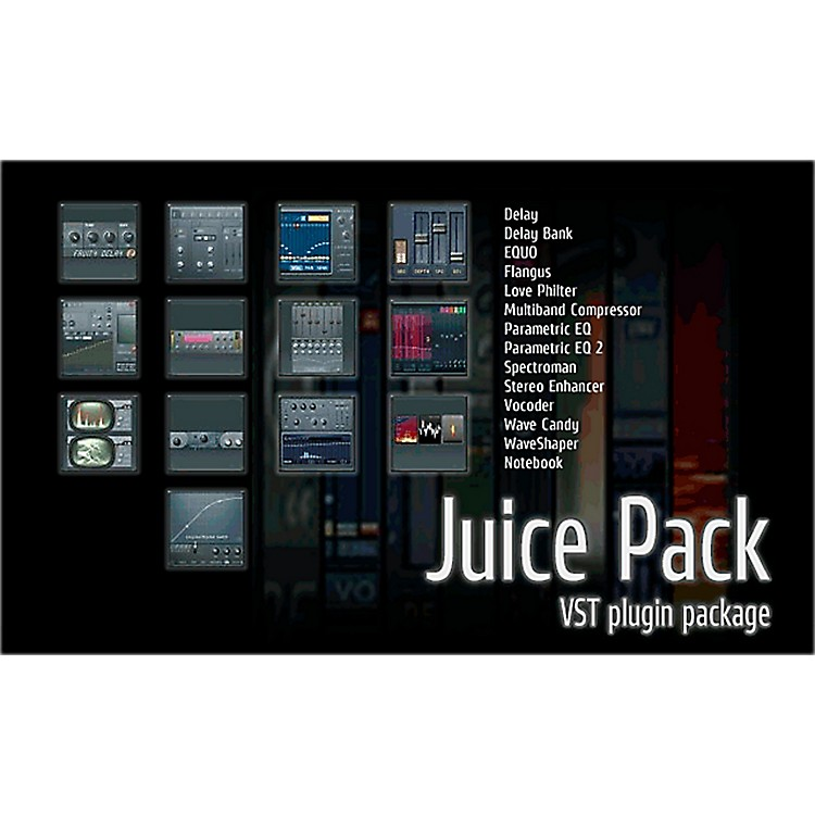 Image LineJuice Pack