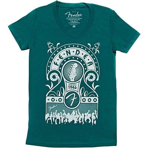 Fender Jukebox Ladies T-Shirt