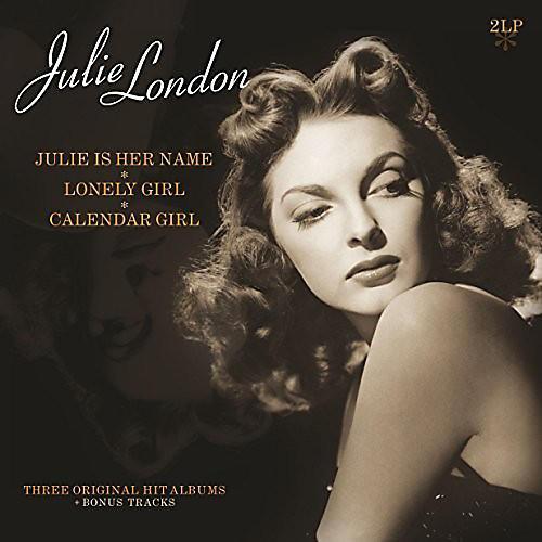 Alliance Julie London - Julie Is Her Name / Lonely Girl / Calander Girl