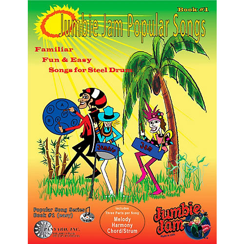 Panyard Jumbie Jam Popular Song Book #1 Volume 1