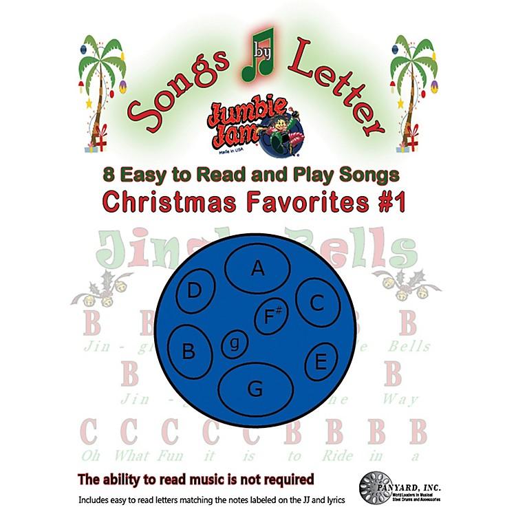 PanyardJumbie Jam Songs by Letter Song Book - Christmas
