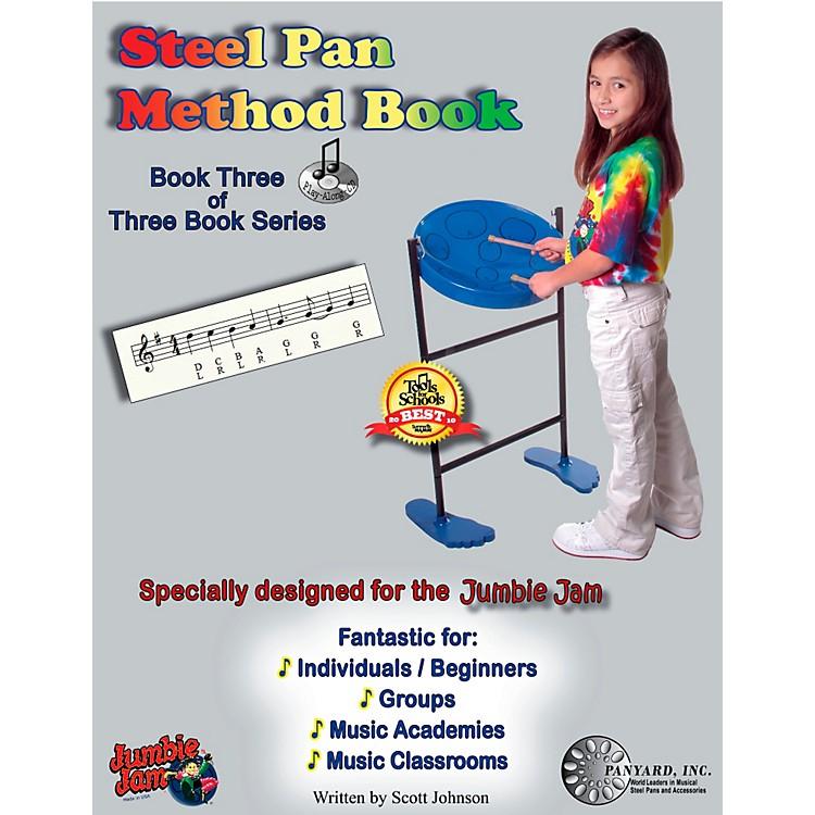 PanyardJumbie Jam Steel Pan Method Book 3