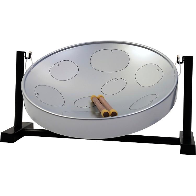 PanyardJumbie Jam Table Top Steel Drum KitSilver