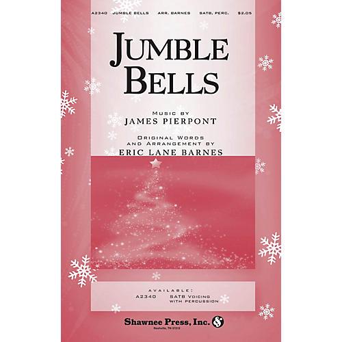 Shawnee Press Jumble Bells (Based on Jingle Bells) SATB arranged by Eric Lane Barnes