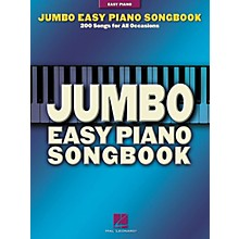 Hal Leonard Jumbo Easy Piano Songbook - 200 Songs For All Occasions