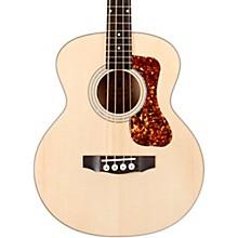 Guild Jumbo Junior Acoustic Bass Guitar Antique Natural