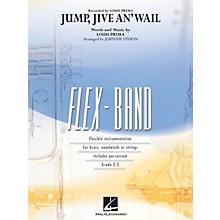 Hal Leonard Jump, Jive an' Wail Concert Band Level 2-3 Arranged by Johnnie Vinson