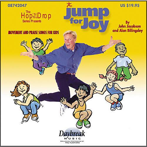 Hal Leonard Jump for Joy CD