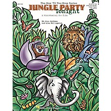 Hal Leonard Jungle Party Tonight (Musical) (A Mini-Musical for Young Singers) Composed by John Jacobson