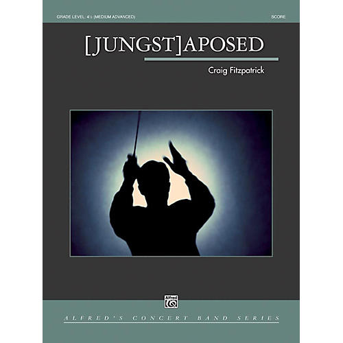 Alfred [Jungst]aposed Concert Band Grade 4.5 Set-thumbnail
