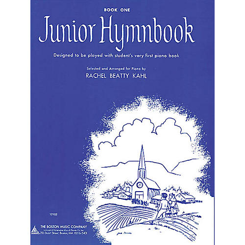 Music Sales Junior Hymnbook (Book 1) Music Sales America Series Softcover-thumbnail