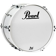 Pearl Junior Marching Bass Drum and Carrier 16 x 8 in.