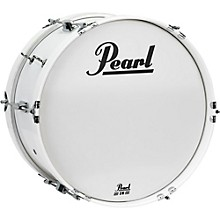 Pearl Junior Marching Bass Drum and Carrier 18 x 8 in.