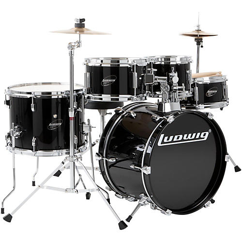 Ludwig Junior Outfit Drum Set-thumbnail