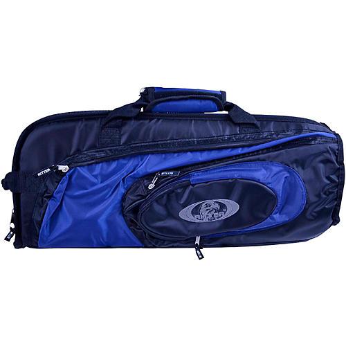 Ritter Junior RJB700-9-TR/BOC Trumpet Gig Bag - Black/Ocean-thumbnail
