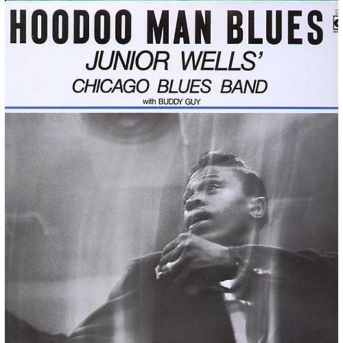 Alliance Junior Wells - Hoodoo Man Blues
