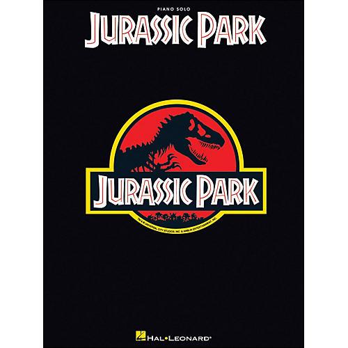 Hal Leonard Jurassic Park Piano Solo