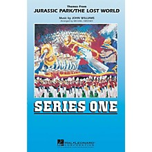 MCA Jurassic Park/The Lost World Marching Band Level 2 by John Williams Arranged by Michael Sweeney