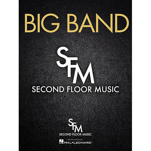 Second Floor Music Just Waiting (Big Band) Jazz Band Composed by Melba Liston-thumbnail