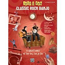 Alfred Just for Fun: Classic Rock Banjo Tab Book