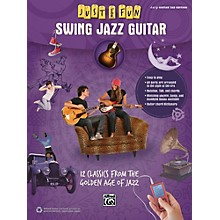 Alfred Just for Fun Swing Jazz Guitar Book