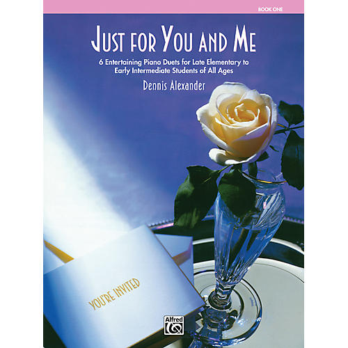 Alfred Just for You & Me Book 1