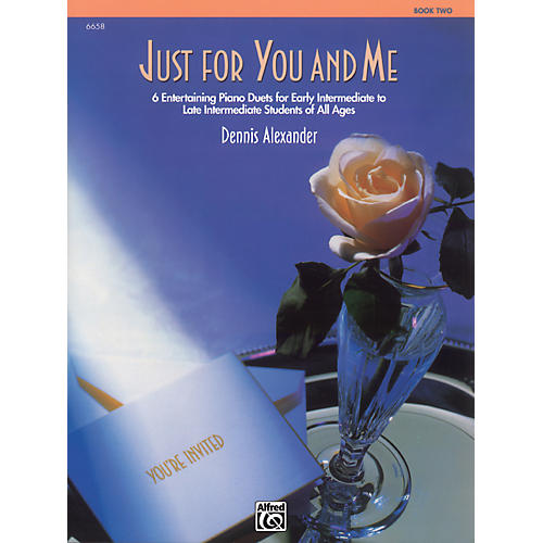 Alfred Just for You & Me Book 2-thumbnail